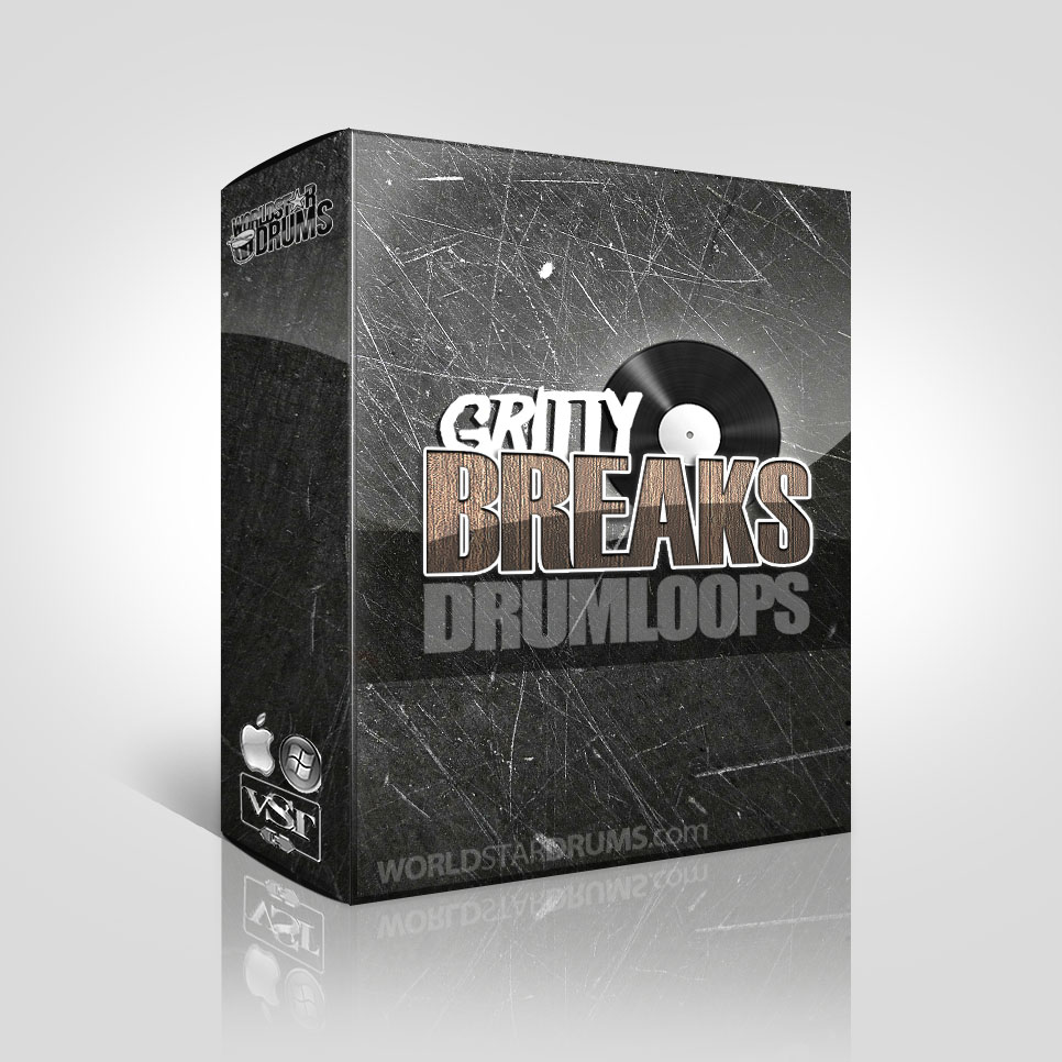 WSD - Logo - Gritty Breaks Vol1