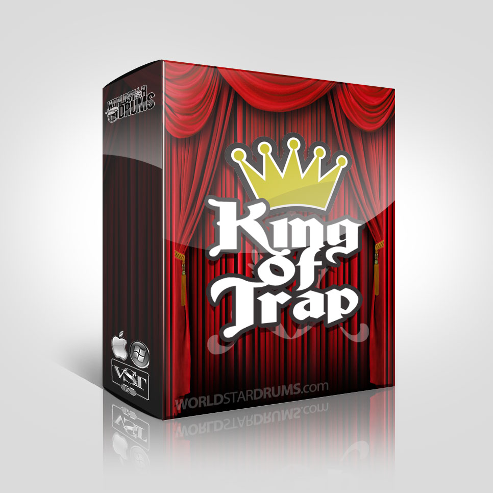 WSD - Logo - King Of Trap Vol1