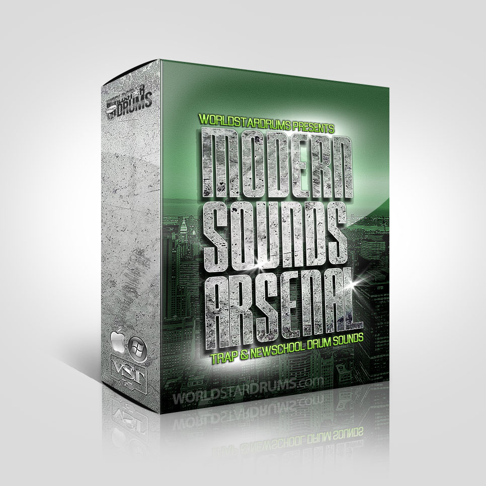 WSD - Logo - Modern Sounds Arsenal Vol1