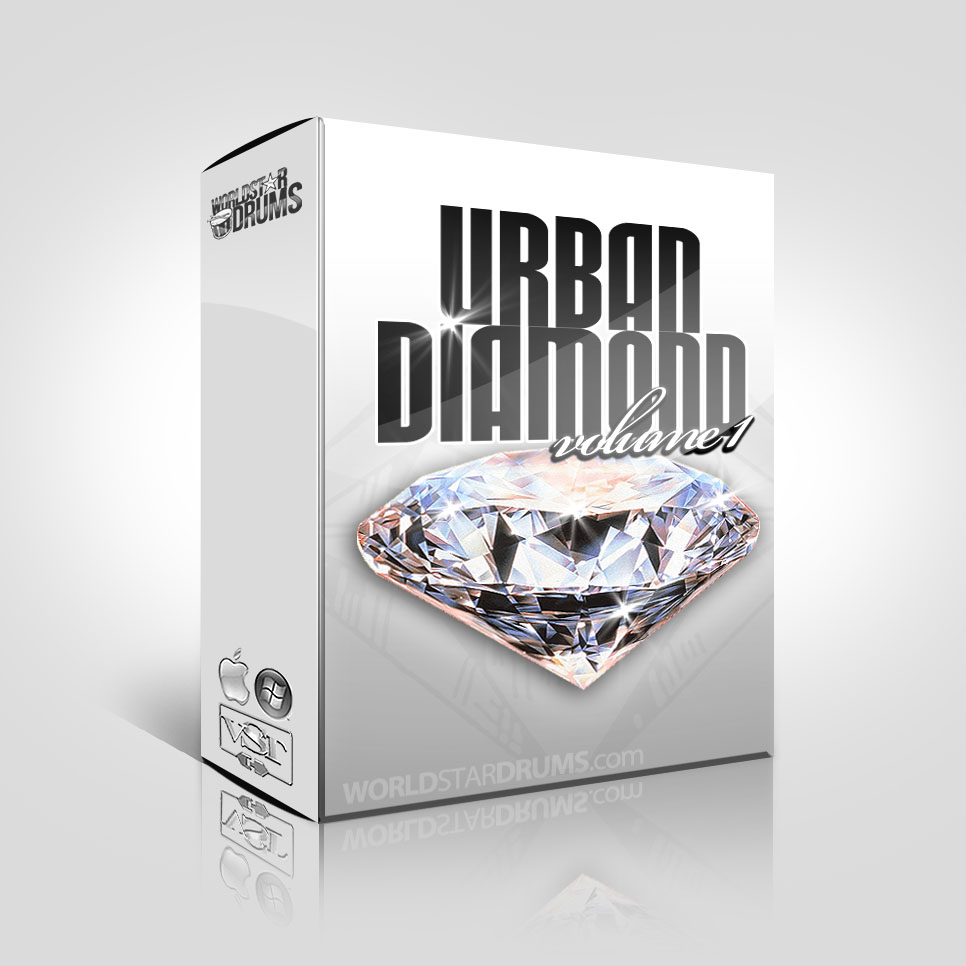 WSD - Logo - Urban Diamond Vol1