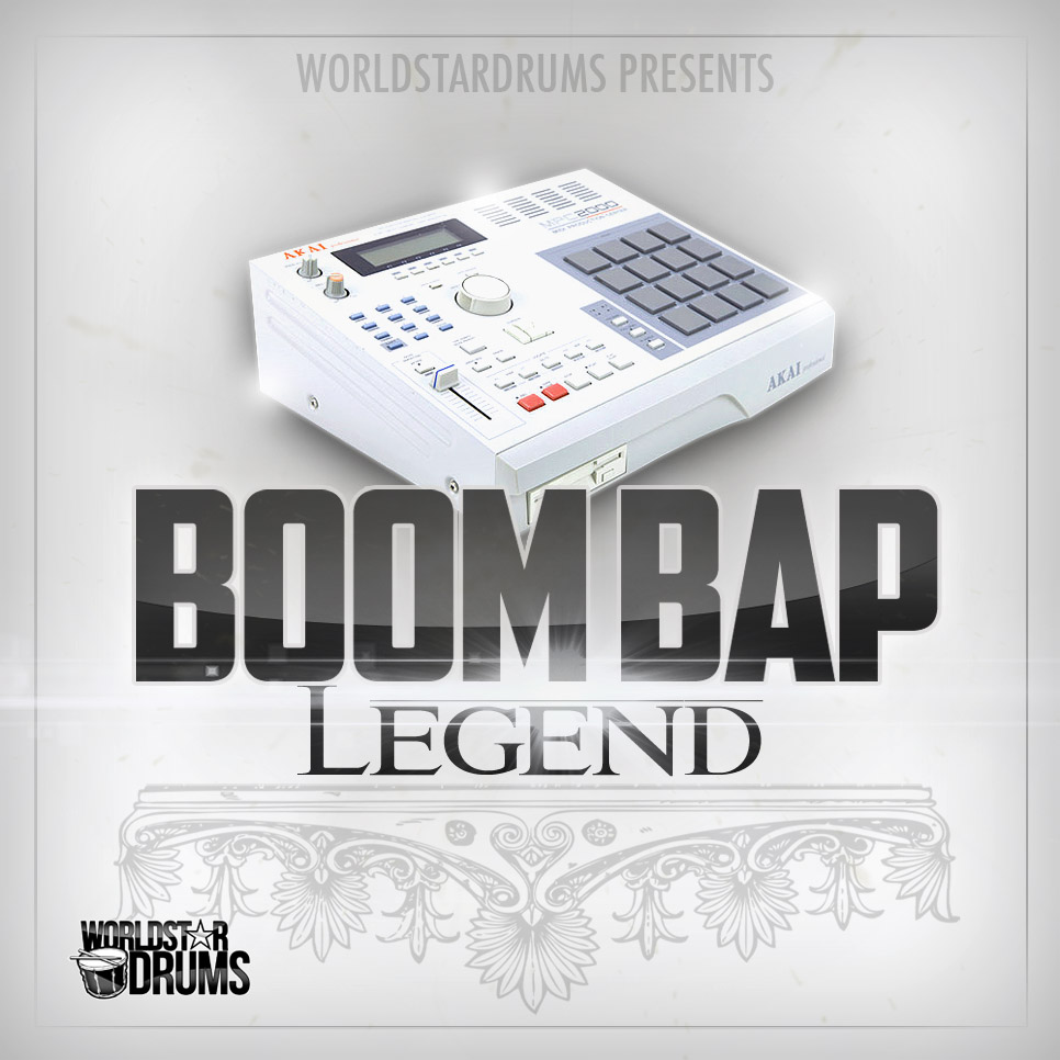 WSD - Logo - Boom Bap Legend Vol1