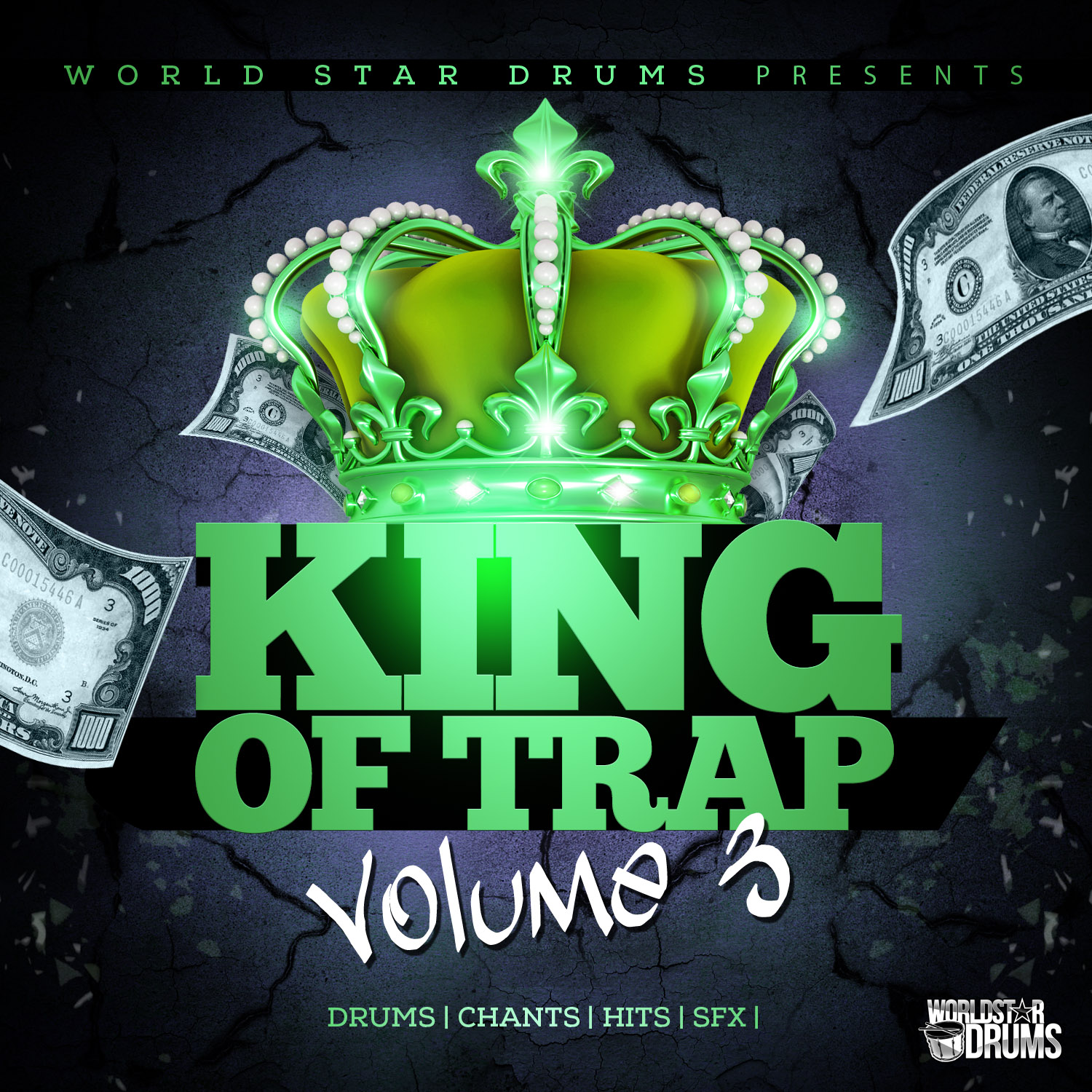 Wsd Logo King Of Trap Vol3